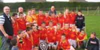 North Cork U12 A Football League Champions
