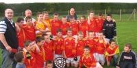 U 12 A Football League Champions 2007