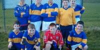 U12 Football Training