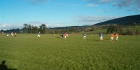 U12 Football Training