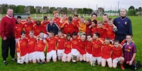 U 12 2010 North Cork League and Championship Winners