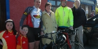 Charity Cycle Run For Paul Curran