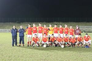 Mallow U 21 Footballers